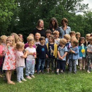 Abschiedssommerfest der Vorschulkinder 2018